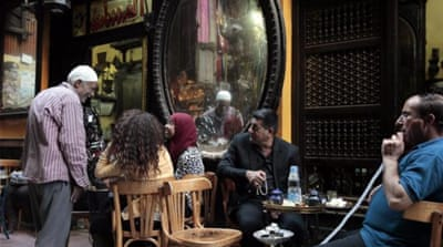 I was arrested for chatting in a Cairo cafe