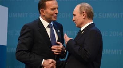 West-Russia tensions to dominate G20 summit