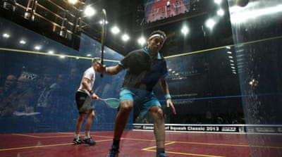 Egypt's domination of the squash world