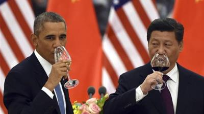 The Republicans will undermine the US ability to live up to its agreement with Xi, writes Hill [AP]