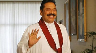 Clinging to power in Sri Lanka?