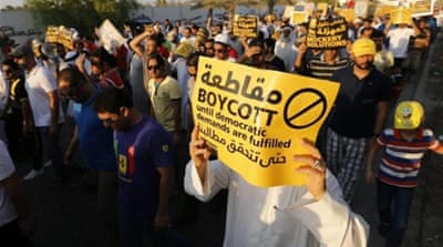 Bahrain election: What's behind the boycott?
