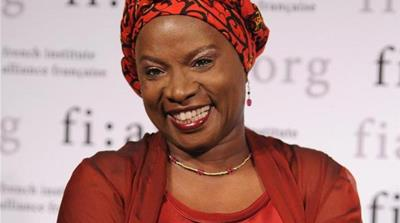 Angelique Kidjo: 'Africa isn't just diseases'