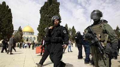 Turmoil at al-Aqsa Mosque