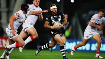 NZ seal spot in Four Nations' final