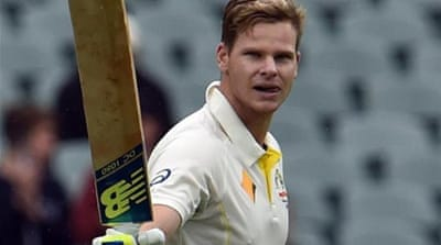 Smith becomes Australia's youngest Test captain since 1979 [AFP]