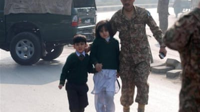 'I witnessed the Peshawar massacre'