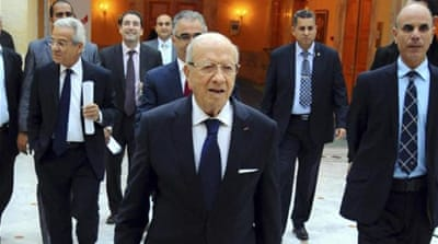 Tunisia caught between fear and stability