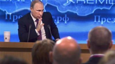Putin says Russian economy will rebound