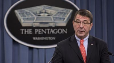 Obama picks new Pentagon chief