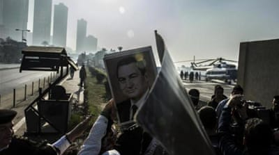 The undone revolution in Egypt