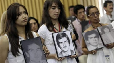 Renewed hope for justice in Colombia