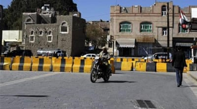 'Dozens of Houthis killed' in central Yemen