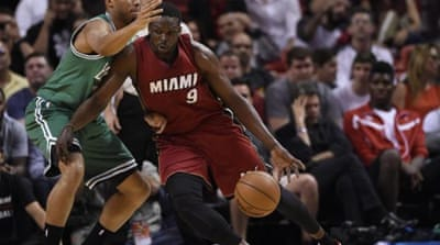 The five-game losing run at home was the Heat's longest since March 2008 [EPA]