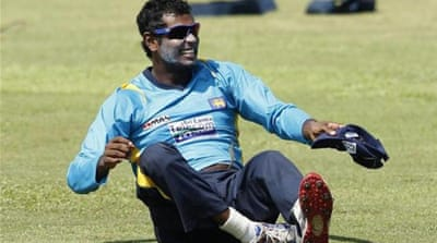 Mathews will be key to Sri Lanka's chances on the tour and the World Cup [REUTERS]