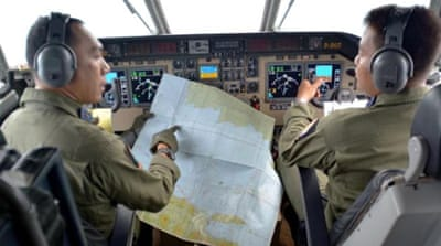 Search area widened for missing AirAsia plane