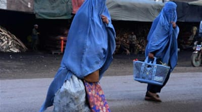 Our unkept promise to Afghan women