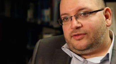 Jason Rezaian was arrested along with his wife Yeganeh Salehi who has since been released on bail [EPA]