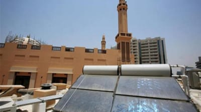 Can solar power replace oil in the Middle East?