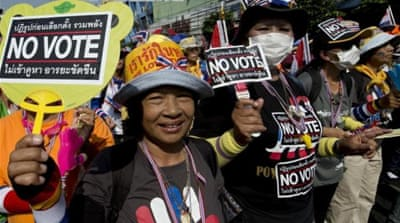Thailand's democracy under siege