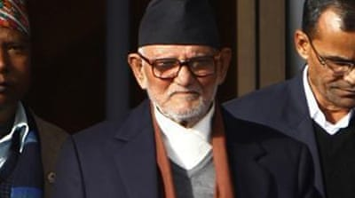 Nepali parliament elects new prime minister