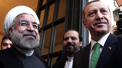Iran-Turkey relations: Love thy neighour?