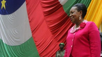 Catherine Samba-Panza: Ending conflict in CAR