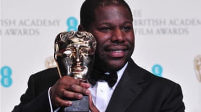 Top British film award for 12 Years a Slave