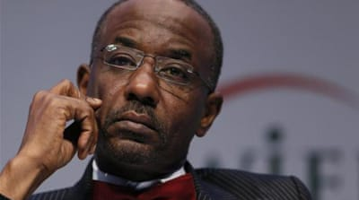 Sanusi was suspended from his post after announcing the disappearance of billions of dollars from state coffers [AP]