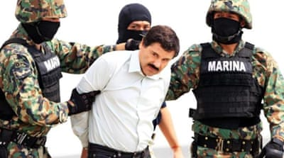 US may seek extradition of Mexico drug lord