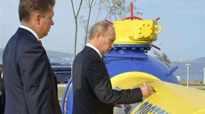 Pipeline infrastructure has been an important factor in Russia's dealings with Central Asia [Reuters]