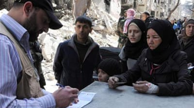 Lessons from Yarmouk