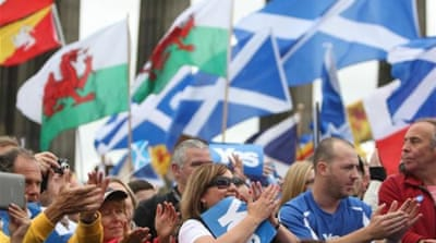 Scottish independence and the English question