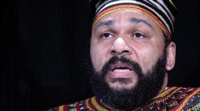Dieudonne has been widely accused of promoting anti-Semitism in his homeland [Reuters]