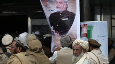 Afghan elections: Stirring violence and hope