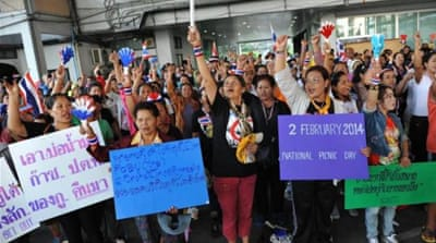Why the Democratic party boycotted the Thai elections