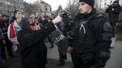 Bosnia braces for more unrest after protests