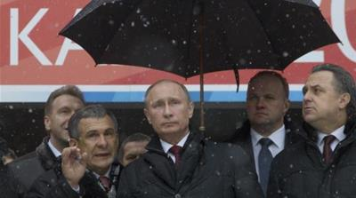 Crimea  crisis: The Tatarstan factor