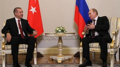 Old rivals or regional partners: Russia, Turkey and Crimea