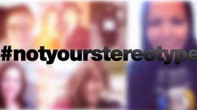 First Nations say #notyourstereotype