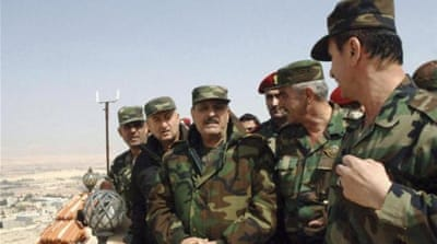 Earlier this week, Syrian troops seized control of Yabroud, another strategically important Lebanese border town [EPA]