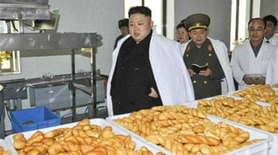 Starvation has long ceased to be a fact of life in North Korea, writes Lankov [EPA]