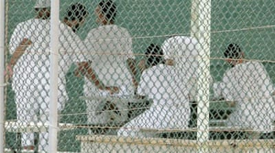 154 prisoners remain in the Guantanamo Bay prison [AP]