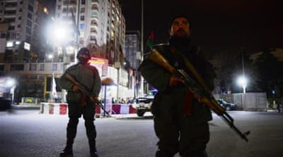 Family among dead in Kabul hotel attack