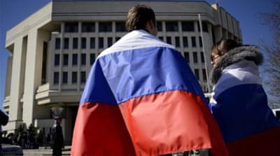Russia: The threat of sanctions