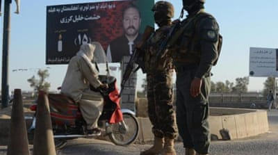 Afghanistan steps up effort to secure vote