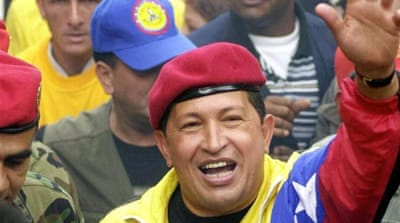 Chavez opened up political space to the previously marginalised masses, writes the author [AP]