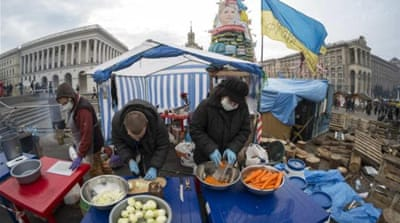A destitute country: Can Ukraine survive its economic crisis?