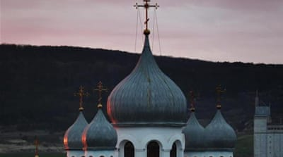 Crimea's schism splits Orthodox hierarchy