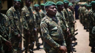 UN approves peacekeepers for CAR
